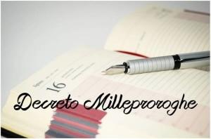 decreto-milleproroghe