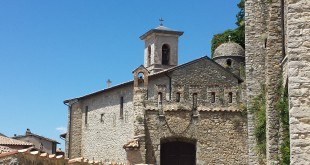 Collalto Sabino, porta della Valle del Turano