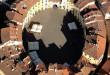 LUCCA Anfiteatro aerea foto Fazzini