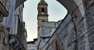 Casamassima (Bari), il paese azzurro