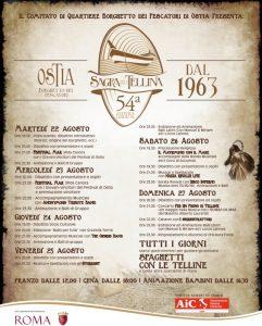 """Ostia, torna la """"Sagra della tellina"""""""
