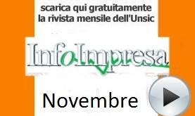 "Rivista ""Infoimpresa"" di novembre 2017"