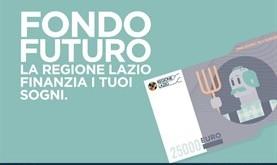 """Regione Lazio, presentato """"Fondo futuro"""""""