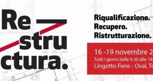 """Unsic presente a """"Restructura"""", salone dell'edilizia a Torino"""