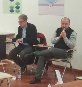 Giampiero Castellotti e Mario Cusmai
