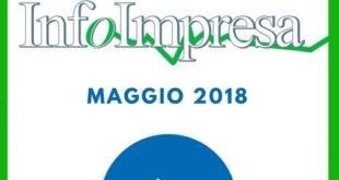 """Rivista """"Infoimpresa"""" di maggio 2018"""