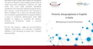 Povertà, disuguaglianze e fragilità: una ricerca Eurispes