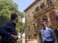 Il ministro Salvini visita l'azienda agricola Suvignano confiscata alla mafia