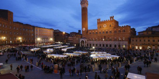 """Dicembre: a Siena arriva """"Mercato nel Campo"""""""