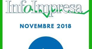 "Rivista ""Infoimpresa"" di novembre 2018"