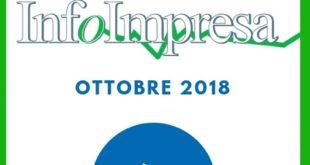 "Rivista ""Infoimpresa"" di ottobre 2018"