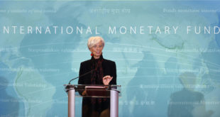 Fondo monetario, per l'Italia previsione del Pil allo 0,6%