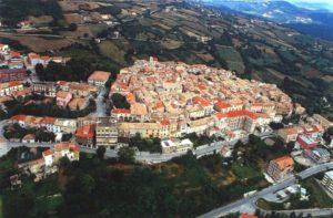 FROSOLONE - Panorama dall'alto