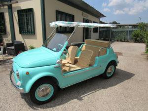 Fiat500 Spiaggina