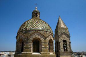 VILLA CASTELLI - Chiesa e campanile